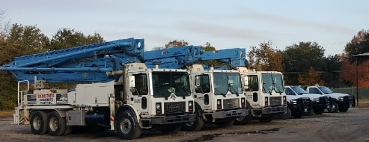 six brothers fleet of concrete pumps min